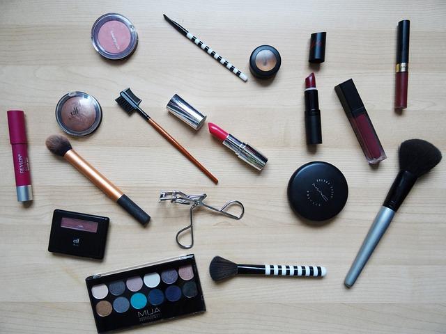 dámská kosmetika