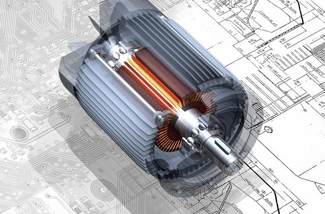 součástka motoru